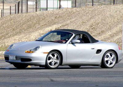 Porsche street cars