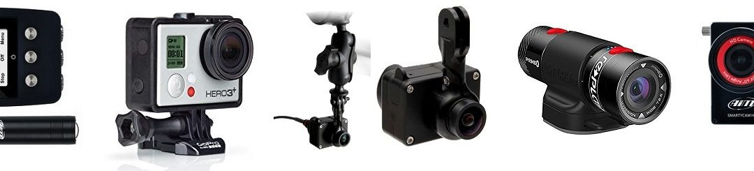 Video Cameras for Motorsports