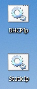 Tips & Tricks – DHCP to fixed IP and back!